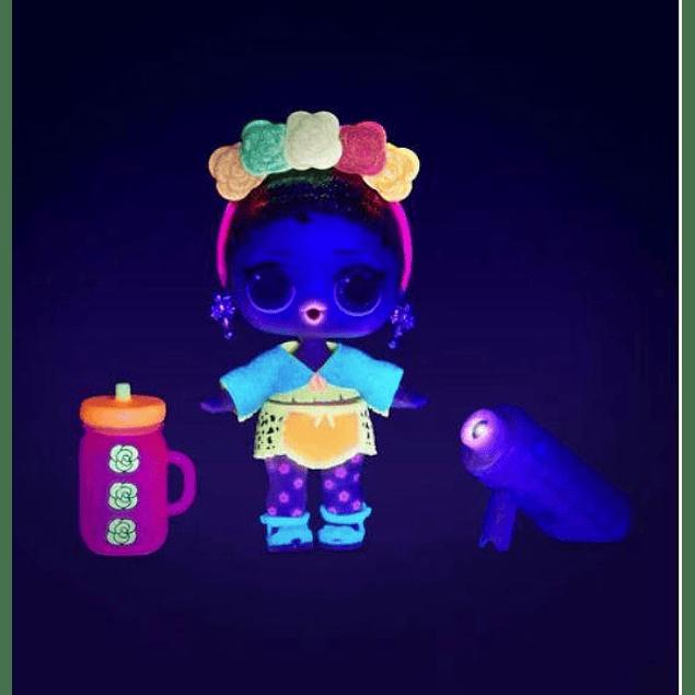 Muñecas Lol Surprise Lights Glitter Serie 6