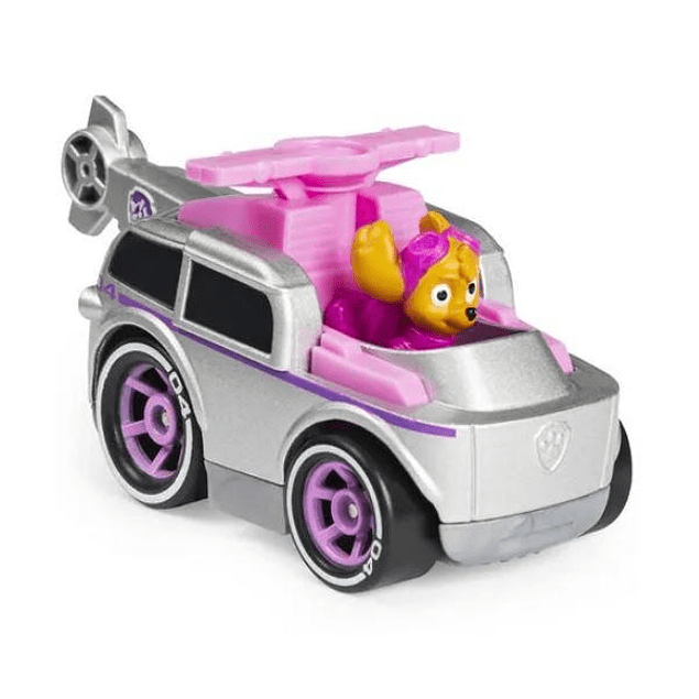 Paw Patrol - Skye - Mini Vehiculo - Metálico