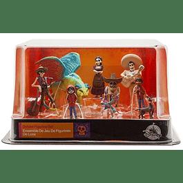 Set de Figuritas de Coco - Disney deluxe set