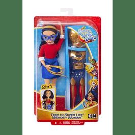 Mujer Maravilla - Super Heroes Girls - DC