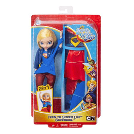 Supergirl - Super Heroes Girls - DC