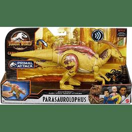 Parasaurolophus - Ruge y Ataca - Jurassic World