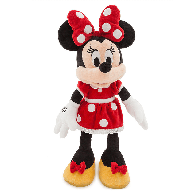 Minnie Mouse Rojo - peluche 40 cms - disney