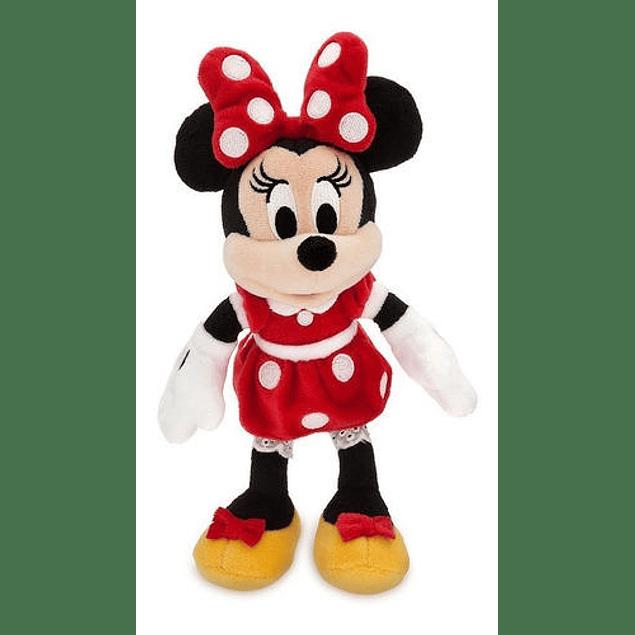 Minnie Mouse Rojo - Originales Disney - Peluche Pequeño