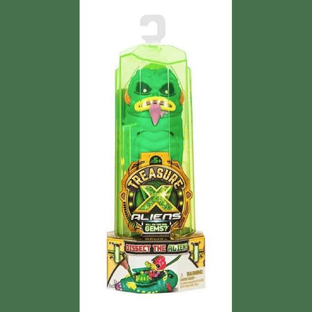 Treasure X - S3 - Cazador Tesoro - Aliens Pack - Original