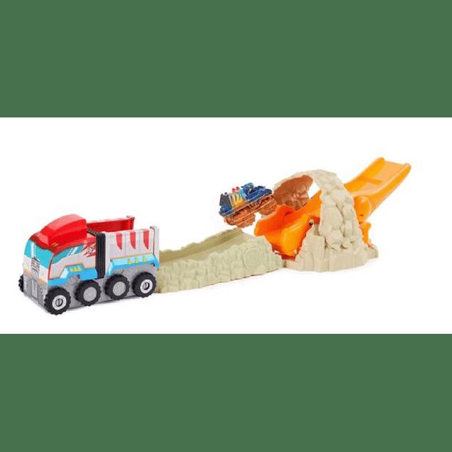 Chase Dino Set T-Rex rescue