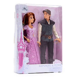 Set Rapunzel y Flynn
