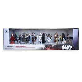 Mega Set de personajes Star Wars