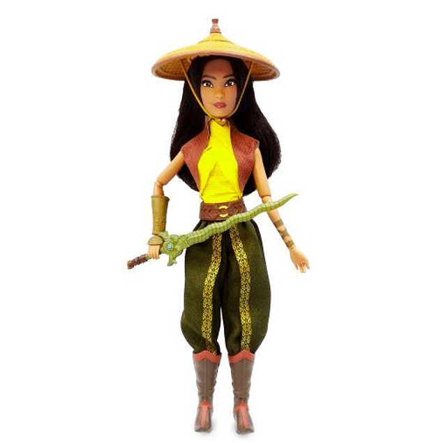 Raya - muñeca classica - Raya y el último dragón