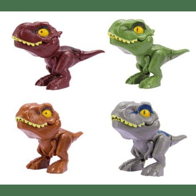 Huevos de dinosaurio - 16 unidades