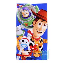 Toalla Playa Toy Story Forky - Original Disney 70 x 140