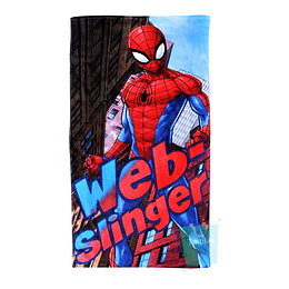 Toalla Playa Spiderman  Avergers 70 x 140 cm