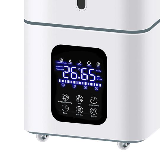 Fogger Nebulizador Ultrasónico inteligente (extensible)