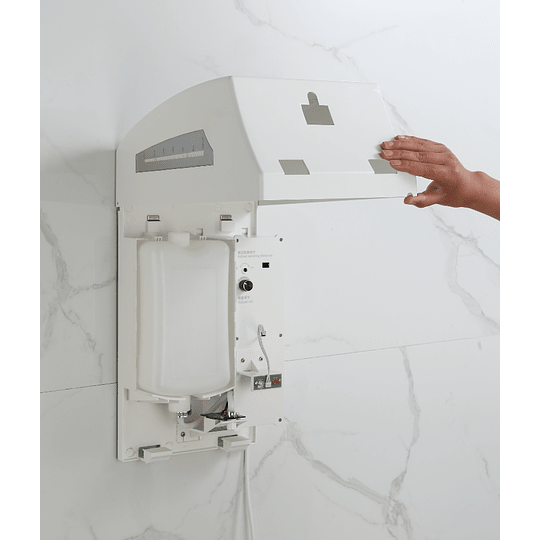 Sanitizador automático industrial de manos