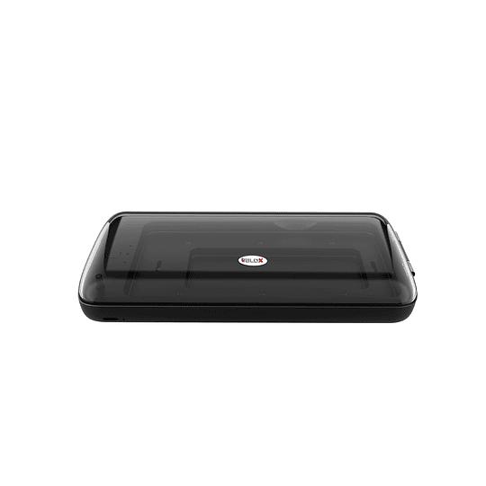 Caja Desinfectante UV carga inalámbrica