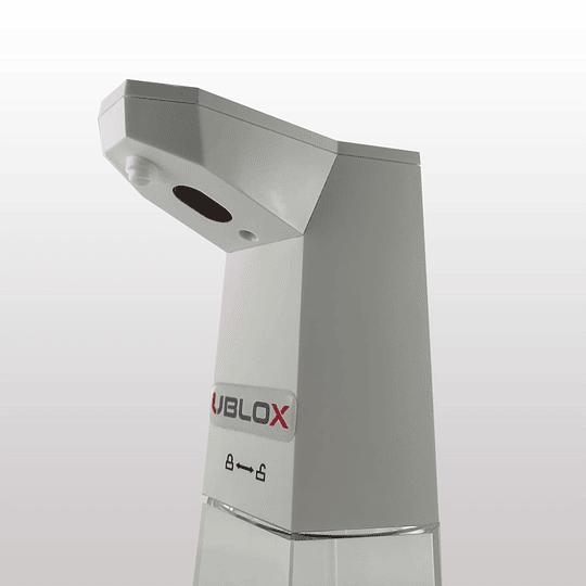 Dispensador alcohol de manos 360 ml Sin contacto UBLOX