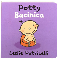 Potty – Bacinica (bilingüe)