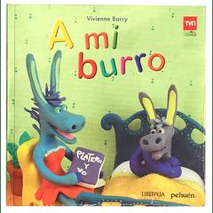 A mi burro