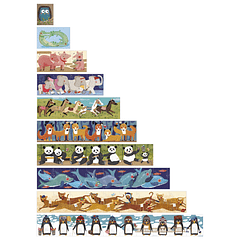 Puzzle 10 Penguins