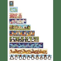Puzzle 10 Penguins