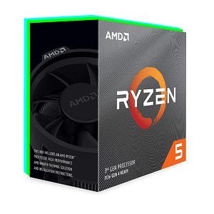 Procesador AMD RYZEN 5 3600 6-CORE