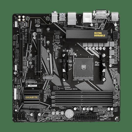 Placa Madre Gigabyte AMD B550M DS3H (rev. 1.x)  - Image 2