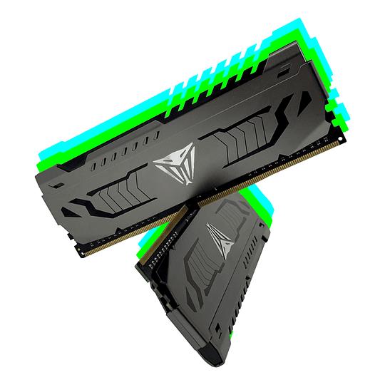 Memoria Patriot VIPER STEEL 16GB (2X8GB) 3200 MHz DDR4 - Image 1