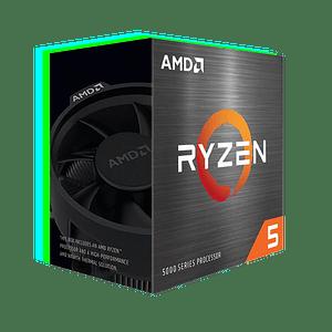 Procesador AMD RYZEN 5 5600X 6 CORE 4.6GHZ