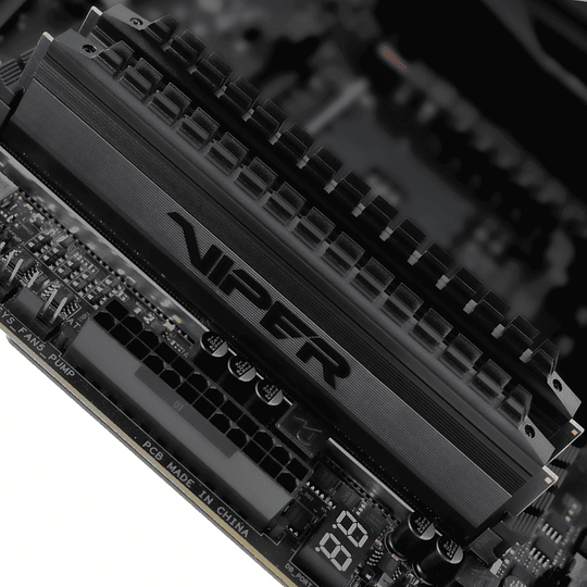 Memoria RAM Patriot VIPER 4 BLACKOUT 16GB (2X8GB) 3000MHz - Image 10