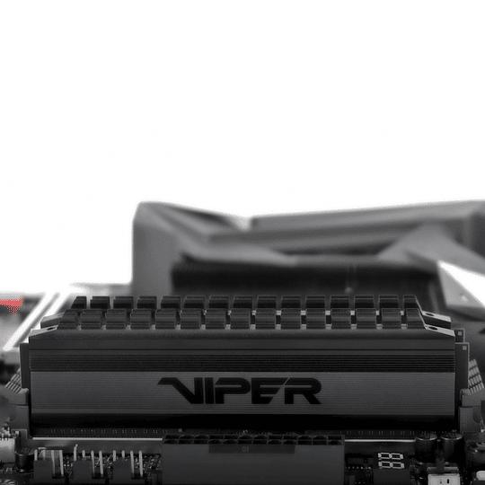 Memoria RAM Patriot VIPER 4 BLACKOUT 16GB (2X8GB) 3600MHz - Image 10
