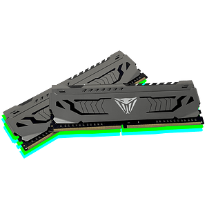 Memoria RAM Patriot VIPER STEEL 32GB (2X16GB) 3600 MHZ