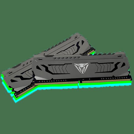 Memoria RAM Patriot VIPER STEEL 32GB (2X16GB) 3600 MHZ - Image 1