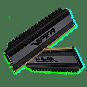 Memoria RAM Patriot VIPER 4 BLACKOUT 16GB (2X8GB) 3600MHz