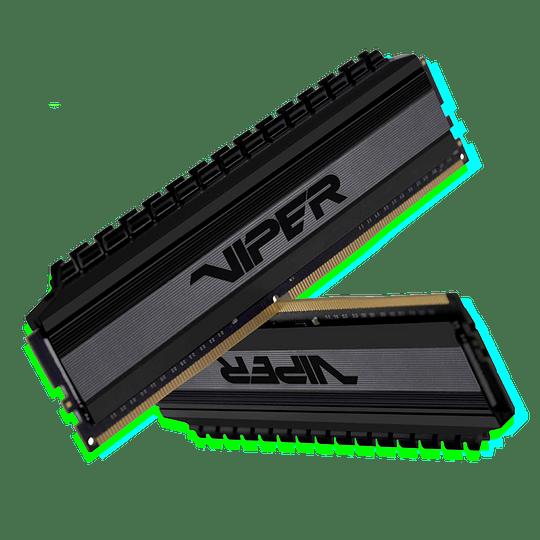 Memoria RAM Patriot VIPER 4 BLACKOUT 16GB (2X8GB) 3600MHz - Image 1