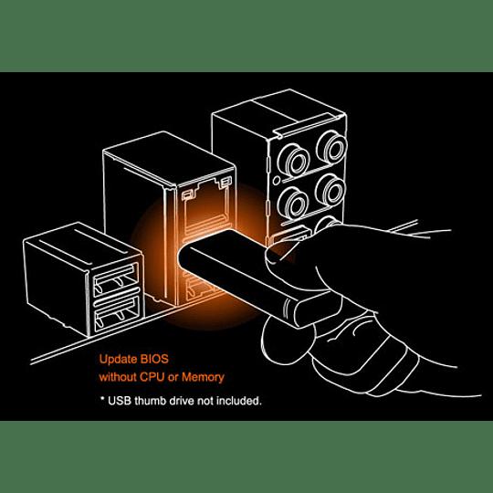 Actualización de BIOS Q-Flash - Image 2