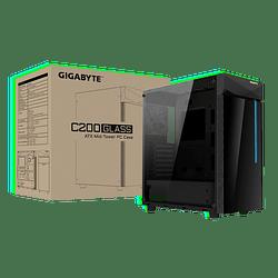 Gabinete Gigabyte C200 Glass