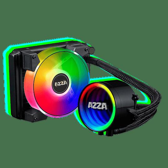 Cooler Líquido AZZA CPU 120MM ARGB - Image 1