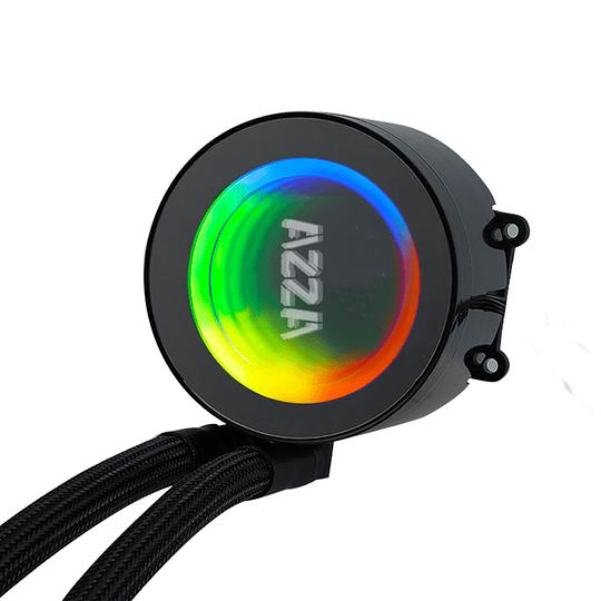 Cooler Líquido AZZA CPU 120MM ARGB - Image 2