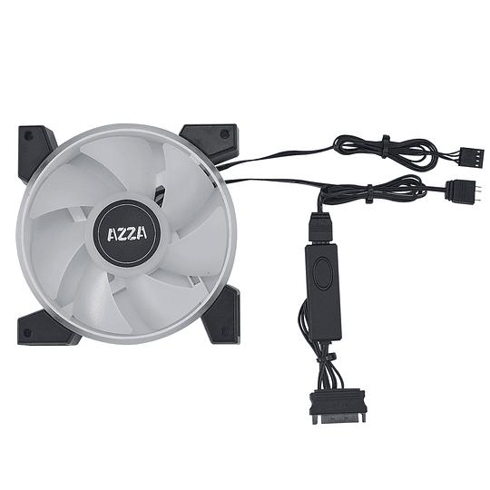 Cooler Líquido AZZA CPU 120MM ARGB - Image 4