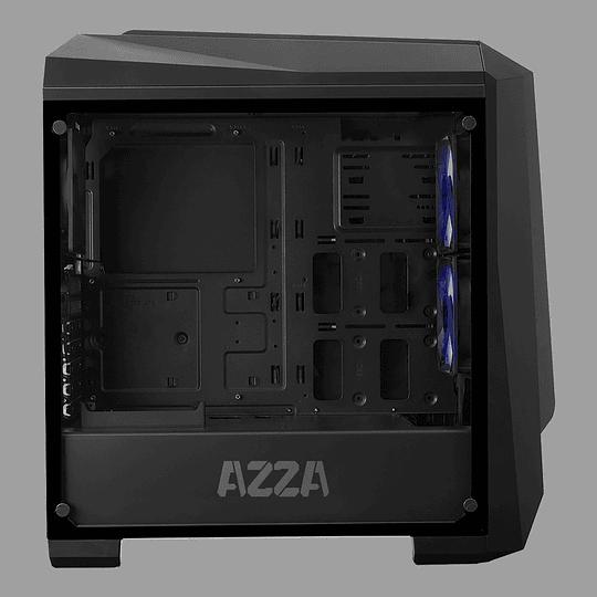 Gabinete AZZA GAMING MID ATX 410B  - Image 6