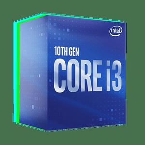Procesador Intel Core i3 10100F 3.6GHZ/6MB/BOX