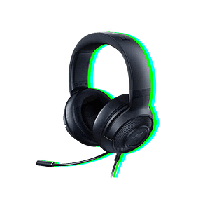 Audífonos Razer Kraken Oval PS4 PC Xbox-One Switch Negro