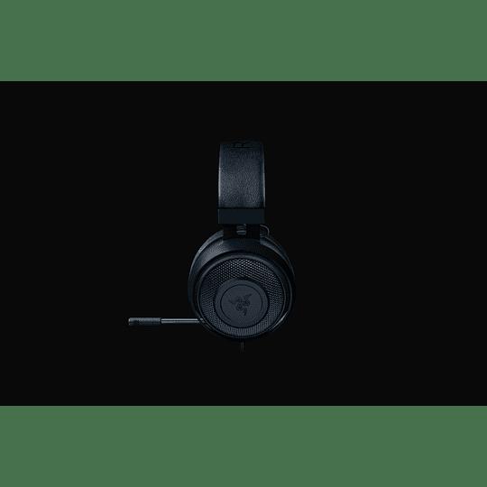 Audífonos Razer Kraken Oval PS4 PC Xbox-One Switch Negro  - Image 2