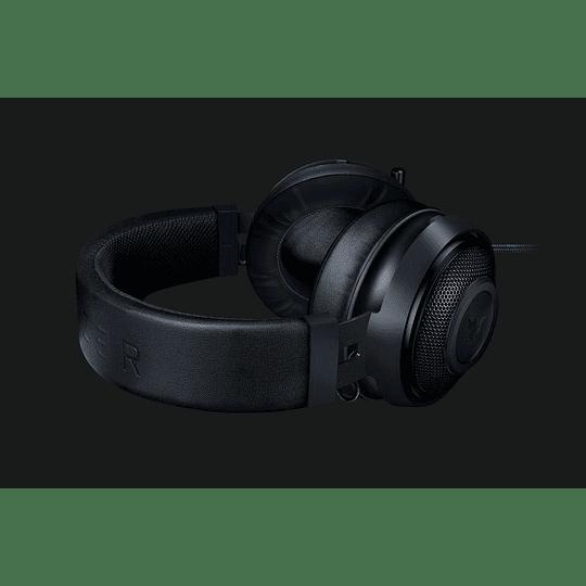 Audífonos Razer Kraken Oval PS4 PC Xbox-One Switch Negro  - Image 4