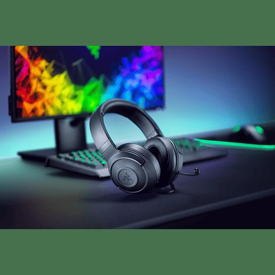 Audífonos Razer Kraken X For console/PC - Blue - Image 2
