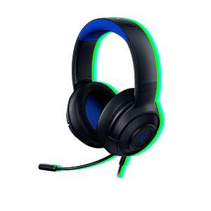 Audífonos Razer Kraken X For console/PC - Blue