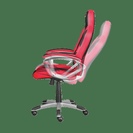 Silla Profesional Gamer TRUST GXT 705R Ryon - Roja - Image 10