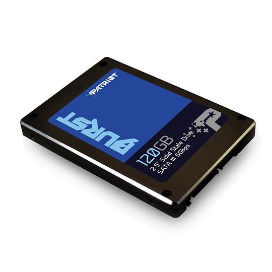 "Patriot SSD 120GB Burst 2.5"" SATA III  - Image 2"
