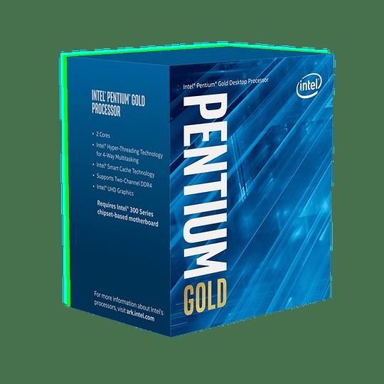 Procesador Intel Pentium Gold G6400
