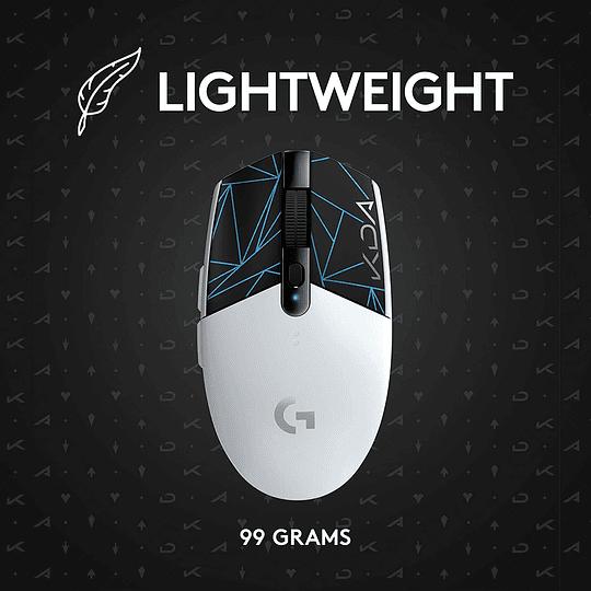Logitech G305 LightSpeed Wireless Gaming Mouse - K/DA (910-006052) - Image 7